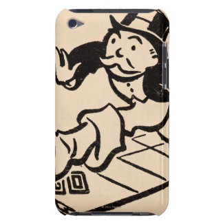 Vintage Rich Uncle Pennybags Barely There iPod Covers
