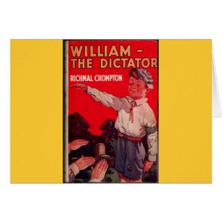 Vintage Richmal Crompton Just William Greeting Card