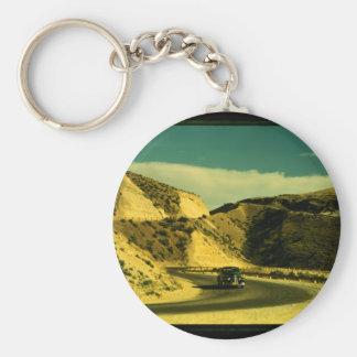 Vintage Road Trip Keychains