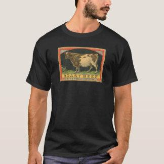 Vintage Roast Beef Advertisement T-Shirt