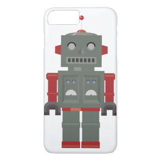 Vintage Robot iPhone 7 Plus Case
