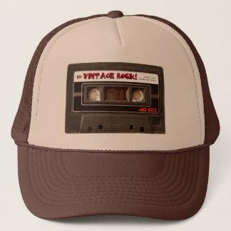 Vintage Rock Trucker Hat