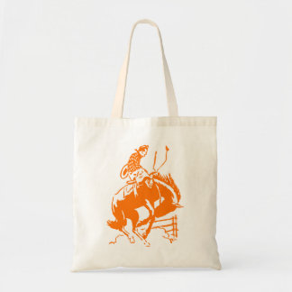 VIntage Rodeo Canvas Bags