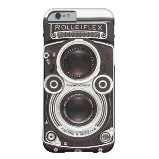 Vintage Rolleiflex Camera Barely There iPhone 6 Case