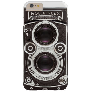 Vintage Rolleiflex Camera Barely There iPhone 6 Plus Case