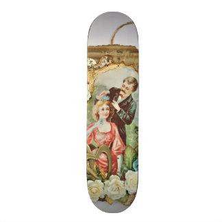 Vintage romantic - skate decks