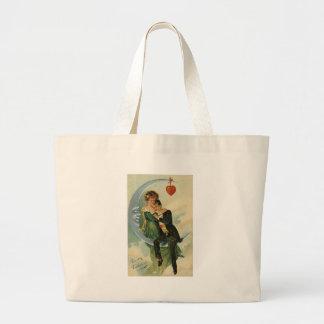 Vintage Romantic Valentine (2) Tote Bag