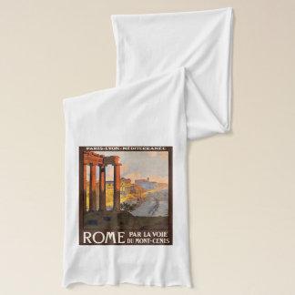Vintage Rome Italy scarfs Scarf