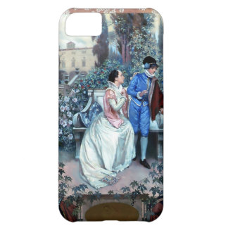 Vintage Romeo and Juliet poster iPhone 5C Case