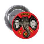 Vintage Romney Ryan 2012 6 Cm Round Badge