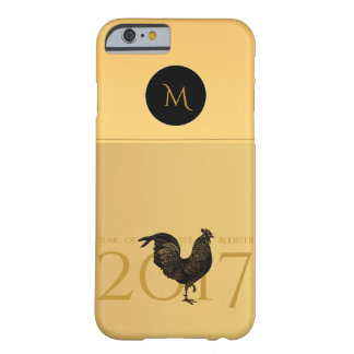 Vintage Rooster Chinese New Year 2017 Iphone Barely There iPhone 6 Case