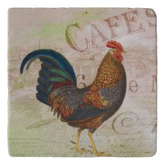 Vintage Rooster Trivet