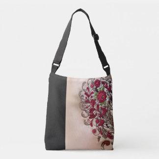 Vintage Rose Body Bag (Medium)