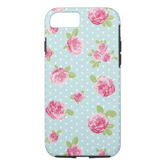 Vintage Rose Floral Phone Case Shabby Chic