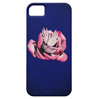 Vintage Rose Hands Nails Grunge iPhone 5 Cover