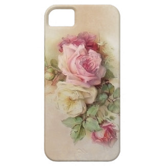 Vintage Rose iPhone 5 Case-Mate Case
