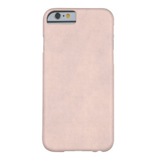 Vintage Rose Parchment Antique Paper Template Barely There iPhone 6 Case