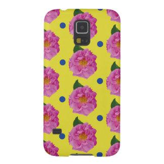 Vintage Rose phone cover Samsung S5