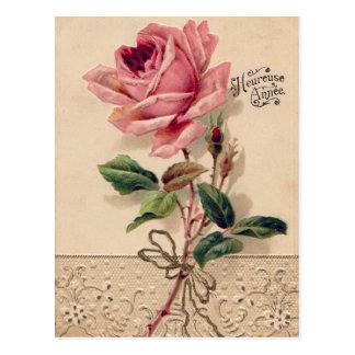 Vintage Rose Postcards