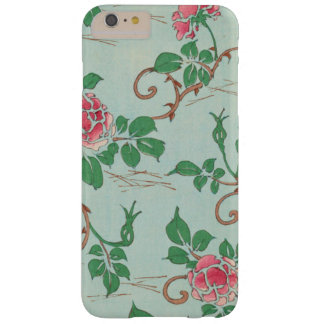Vintage Rose Trellis Barely There iPhone 6 Plus Case