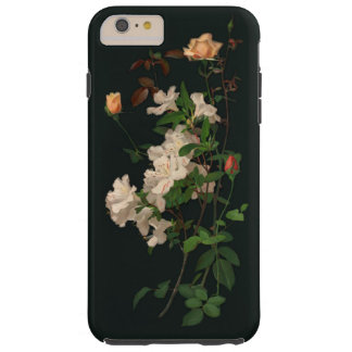 Vintage Roses and Azaleas Tough iPhone 6 Plus Case
