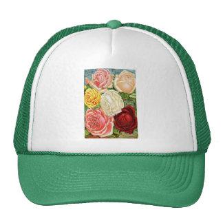 Vintage Roses Cap