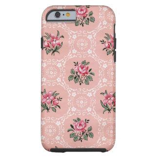 Vintage Roses Wallpaper iPhone 6 case