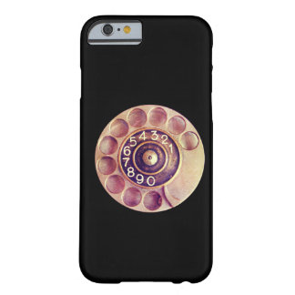 Vintage rotary phone barely there iPhone 6 case