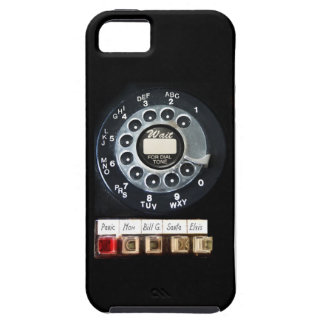Vintage Rotary Phone iPhone Case iPhone 5 Case