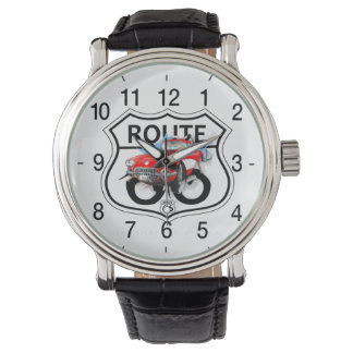 Vintage route 66 accessories watch