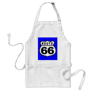 VINTAGE ROUTE 66 AMERICANA FATHER'S DAY STANDARD APRON