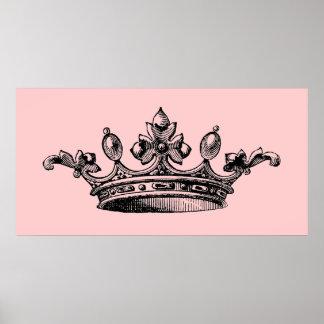 Vintage Royal Crown Posters