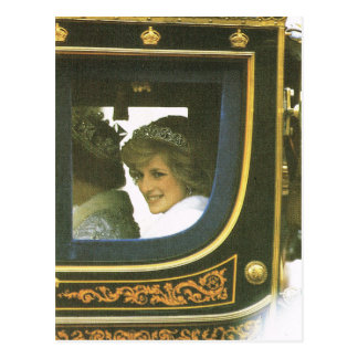 Vintage Royalty, Queen and Diana Postcards