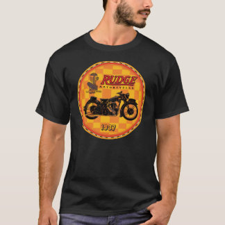 Vintage Rudge Motorcycles sign T-Shirt