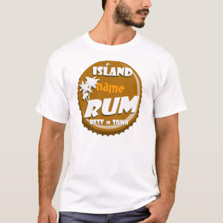 Vintage Rum Sign T-Shirt