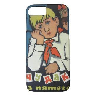 "Vintage Russian Movie ""Чудак из 5 Б"" iPhone 7 Case"
