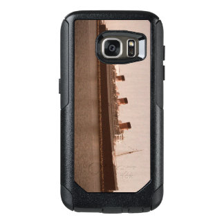 Vintage Rustic Sepia Aged Queen Mary Otter Box Ott OtterBox Samsung Galaxy S7 Case
