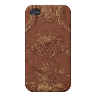 Vintage Rustic Toile Pattern Speck Case iPhone 4 iPhone 4 Case