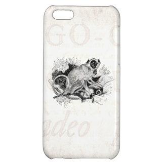 Vintage Sacred Capuchin Monkey 1800s Monkeys Cover For iPhone 5C