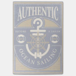 Vintage Sailing Poster Post-it Notes