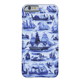 VINTAGE SAILING VESSELS AND SHIPS,Navy Blue Barely There iPhone 6 Case