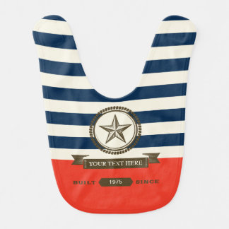 Vintage Sailor Bibs