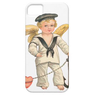 Vintage Sailor Cupid iPhone 5 Cover