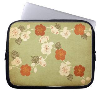 Vintage sakura Electronics Sleeve Laptop Computer Sleeves