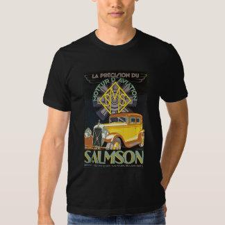 Vintage Salmson Automobile Ad T Shirt