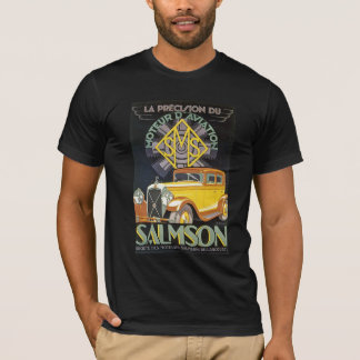 Vintage Salmson Automobile Ad T-Shirt