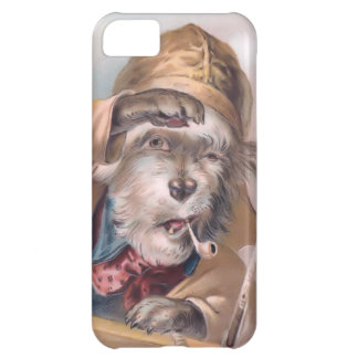Vintage Salty Sea Dog iPhone 5 Case-Mate iPhone 5C Case