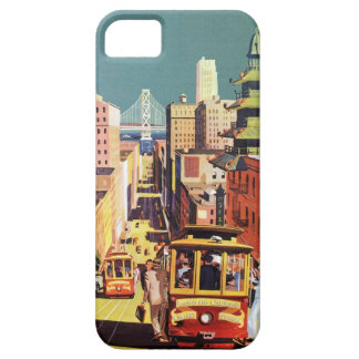 Vintage San Francisco iPhone 5 Cases