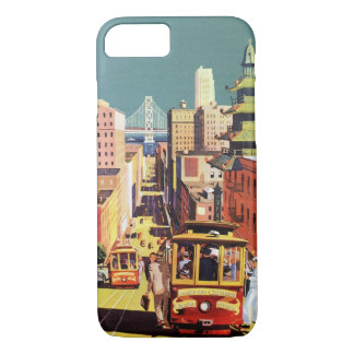 Vintage San Francisco iPhone 7 Case