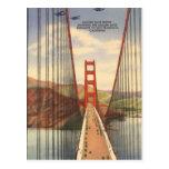 Vintage San Francisco, USA - Post Cards